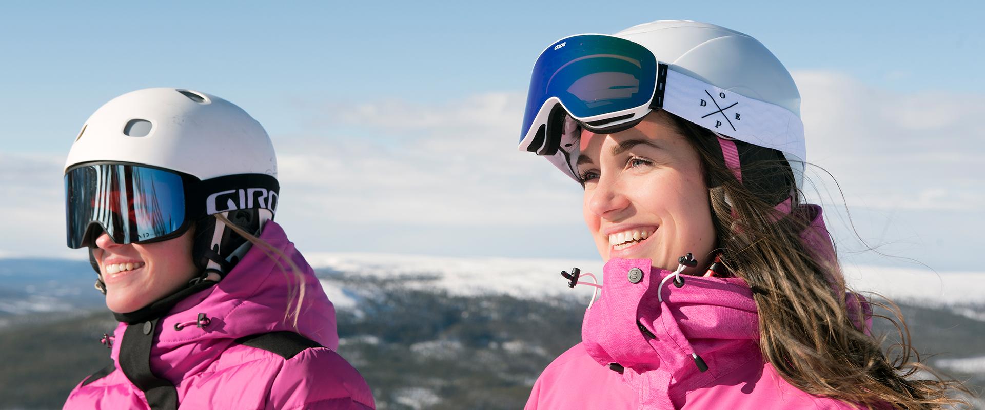 Så väljer du rätt kläder när du ska åka skidor